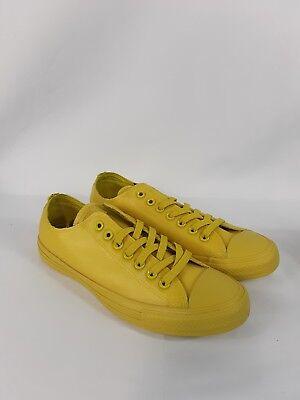 Converse Chuck Taylor All Star Ox Bitter LemonLemon 9M, 11W FREE SHIP   eBay