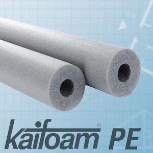 10  15mm x 1M Foam Pipe Insulation Lagging Wrap Roll-Copper Plastic Steel Piping