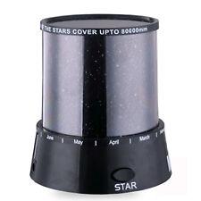 LED Sternenhimmel-Projektor mit 3 Leuchtprogrammen | Nachtlicht Stern Weltall