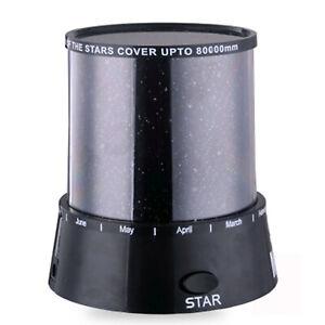 LED-Sternenhimmel-Projektor-mit-3-Leuchtprogrammen-Nachtlicht-Stern-Weltall