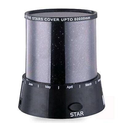 Nachtlicht Stern Weltall Gutherzig Led Sternenhimmel-projektor Mit 3 Leuchtprogrammen Licht-effekte Haushaltsgeräte