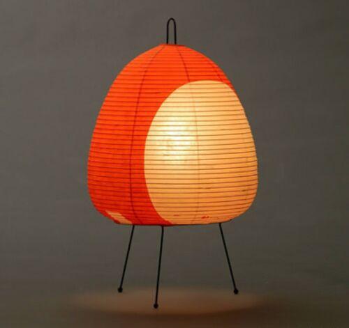 Isamu Noguchi AKARI Lantern 1AT Floor Table Lamps Handcraft Authentic