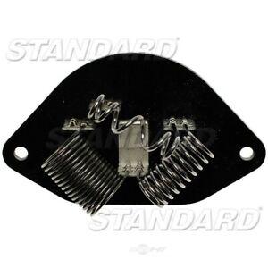 Hvac Blower Motor Resistor Front Standard Ru 62 Ebay
