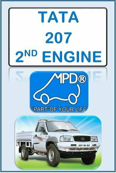 TATA 207  VERY GOOD COMPLETE 2ND HAND ENGINE AVAILABLE  - CALL US NOW