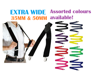 MENS-WIDE-SUSPENDERS-BRACES-ELASTIC-STRONG-ADJUSTABLE-WEDDING-PARTY-WOMENS