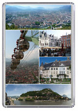 Grenoble France Fridge Magnet 01