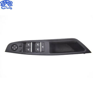 MASTER-WINDOW-SWITCH-CONTROL-FRONT-LEFT-BMW-F10-528I-11-16-528i-535i-550i-M5-xDr