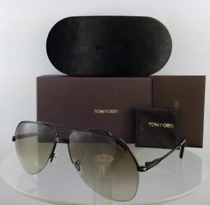 4a77671b9 Brand New Authentic Tom Ford Sunglasses FT TF 644 Wilder 02 01A ...