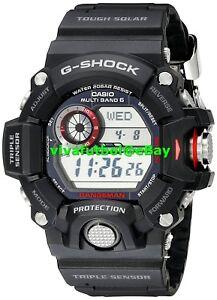 Casio-Mens-G-Shock-Rangeman-Master-of-G-Stainless-Steel-Solar-Watch-GW-9400-1CR