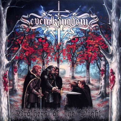 Seven Kingdoms - Brothers Of The Night Nuevo CD