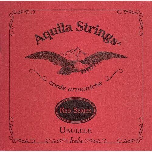Tenor-Ukulele WoundNeu Aquila Red Series 136U G-Einzelsaite f