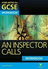 An Inspector Calls: York Notes for GCSE Workbook (Grades A*-G) by Mary Green (Paperback, 2014)