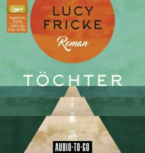 LUCY-FRICKE-TOCHTER-2-MP3-CD-NEW