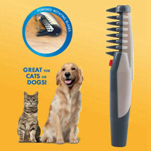 Electric-Dog-Cat-Grooming-Comb-Groomer-Pet-Hair-Scissor-Trimmer-Fashion-Pretty