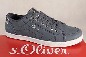 s-Oliver-mujer-Zapatos-De-Cordones-Zapatilla-deporte-bajas-Azul-23631-suela