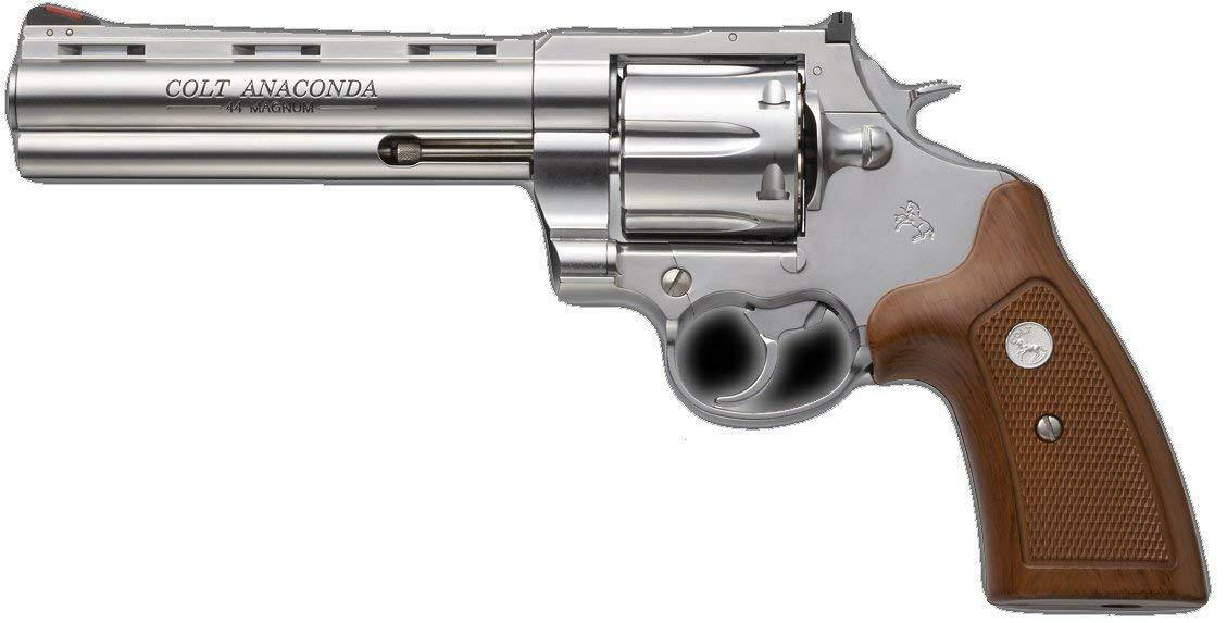 Colt Anaconda 44 magnum marcyn Gaz retour airsoft