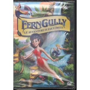 Ferngully-Le-Avventure-Di-Zak-E-Crysta-DVD-Kroyer-Billy-Sigillato