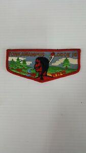 Tonkawampus-Lodge-16-Order-of-the-Arrow-Boy-Scout-Patch-BSA-WWW