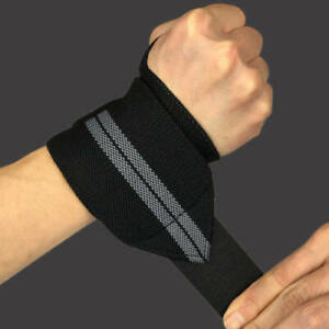New-Sports-Wrist-Support-Band-Brace-Straps-Wrap-Carpal-Tunnel-Bandage-Free-size