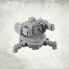 Legion Turret Flammenwerfer Sentry Gun: Twin Heavy Flamer Kromlech Resin KRM091