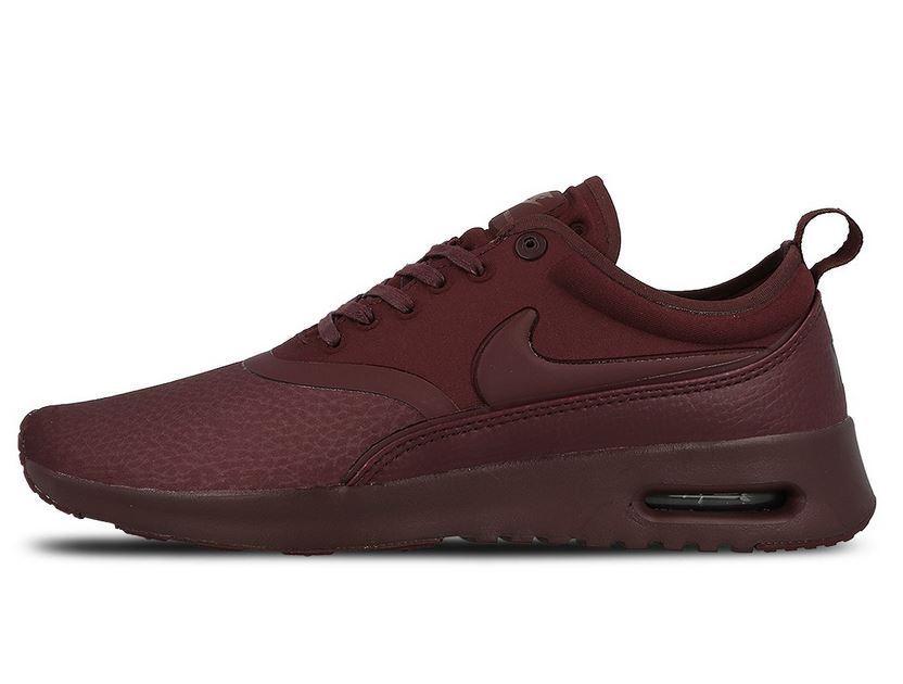 [NEU] Nike Air Max Thea Ultra Premium Gr 38,5 burgund night maroon 848279 600