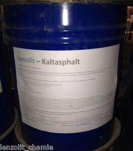 Kaltasphalt Kaltmischgut Reparaturaspha<wbr/>lt Asphalt Teer Schlagloch-Ex Mischgut