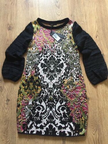 M 12 Ladies Dress 00 £310 Rrp Size Elegant Didier Parakian Designer xq0w1YRH
