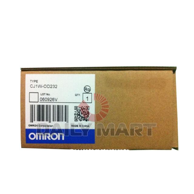 New in Box OMRON PLC UNIT CJ1W-OD232 CJ1WOD232
