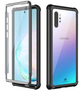 Para-Samsung-Galaxy-Note-10-10-Plus-Carcasa-a-prueba-de-choques-impermeable-protector-de-pantalla