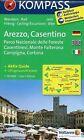 Arezzo - Casentino - Parco Nazionale delle Foreste Casentinesi - Monte Falterona - Campigna - Cortona (2012, Mappe)