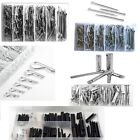 1029pc Ultimate Shop PIN Assortment Cotter, Hair Mechanical, Roll and Clevis