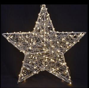 Stern Beleuchtet 58 Cm 120 Led Fur Aussen Innen 1034117