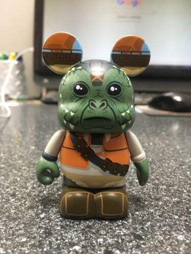 "Disney Vinylmation Star Wars series 6 Klaatu Jabba Alien 3/"" Figure"