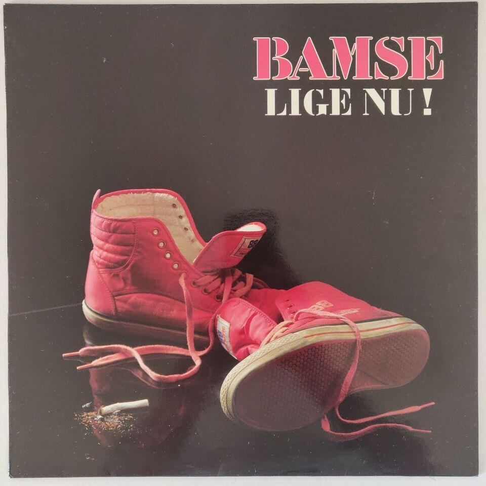 LP, Bamse, Lige Nu!