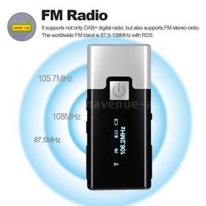 Portable-Pocket-Handheld-DAB-Receiver-Digital-FM-Radio-Rechargeable-Battery-X0R7