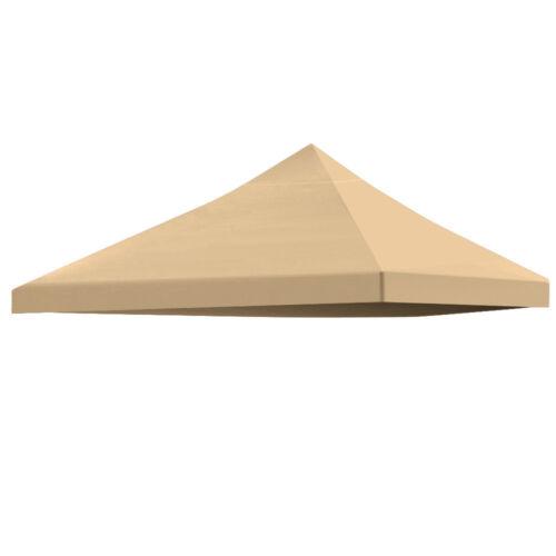Pavilliondach Ersatzdach Pavillonplane Dachplane für Pavillon 3x3m wasserdicht