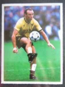 Daily Miroir Bâton Avec Football 1986-87 - David Langan (oxford United) Ltldrkgo-07214620-312343723