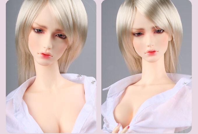 BJD Dia Dia Dia hembra con ojos figuras de resina libre y Hermoso de Moda 65 Cm  connotación de lujo discreta