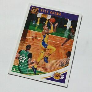 Kyle-Kuzma-Panini-Donruss-2018-2019-84-LA-Lakers-NBA-Basketball-Card