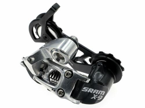 SRAM X9 Medium Cage 9 Speed Rear Derailleur Mountain Bike