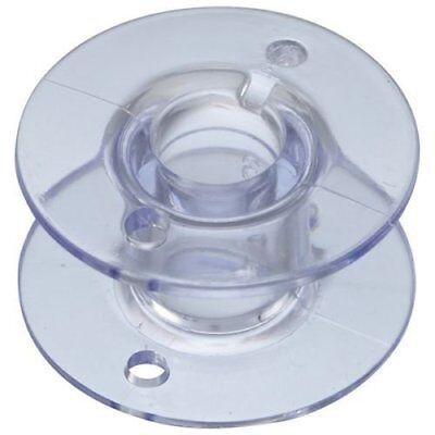 BOBBINS Plastic Janome Combi 502DX DC2007LE DX2015 DX2022 7330 10,20,50,100 ct