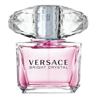 Versace Bright Crystal by Versace EDT Perfume for Women 3.0 oz Tester with Cap