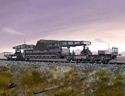 Hobbyboss 1:72 WR360 allemande C12 Locomotive Model Kit