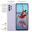 """miniatura 7 - SAMSUNG GALAXY A72 AWESOME VIOLET 128GB ROM 6GB RAM 4G/LTE ANDROID DISPLAY 6.7"""""""