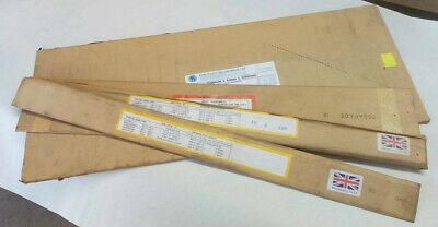 Indexa 5Mmx15Mmx500Mm Ground Flat Stock Gauge Plate 01 Tool Steel