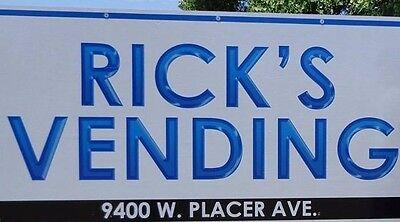 Rick's Vending Sports
