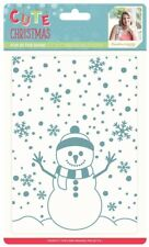 Creative Dies Plus Embossing Folder Christmas Church 5in x 7in