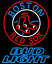 Neon Signs Bud Light Boston Red Sox Beer Bar Pub Store Party Room Decor 24X20