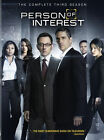 Person Of Interest : Season 3 (DVD, 2014, 6-Disc Set)