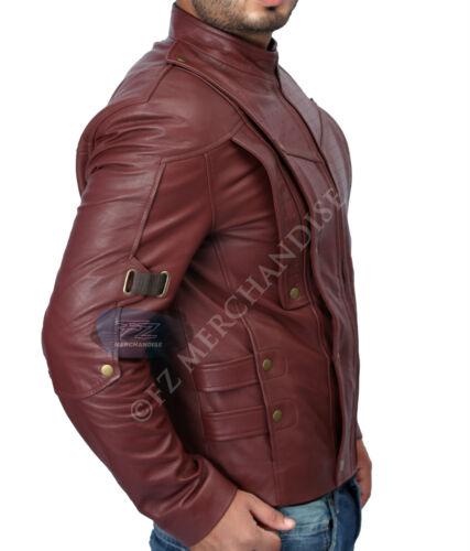 GUARDIANI DELLA GALASSIA Peter Quill STAR Lord Chris PRATT Slim Fit Giacca-Nuovo con etichetta